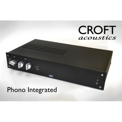Phono Integrated - CROFT ACOUSTICS